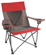 Coleman ; Sling Chair - Gray/Maroon