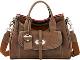 Dooney & Bourke Florentine Toscana Front Pocket Satchel