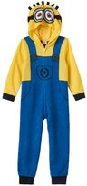 Boys 4-12 Despicable Me Minion Union Suit