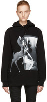 Givenchy Black Bambi Hoodie