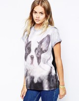 Asos T-Shirt with French Bulldog