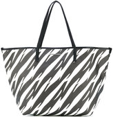 DSQUARED2 zebra print tote - women - Leather - One Size