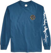 Maui and Sons Men's Graphic-Print Long-Sleeve T-Shirt