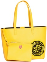Love Moschino World Of Peace & Love Tote Bag