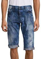 PRPS Cotton Grecco Shorts