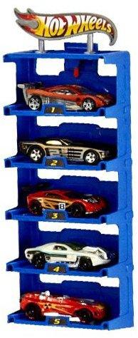 Hot Wheels Wall Tracks Car Display Rack