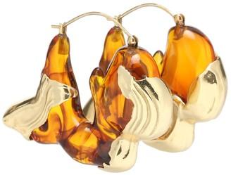 Ellery Han resin earrings