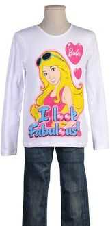 Name It BARBIE BY Long sleeve t-shirts