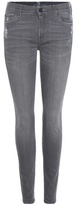 7 For All Mankind The Super Skinny Jeans
