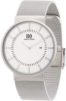Danish Design 3314419 - Men's Wristwatch, Stainless Steel, color: Silver