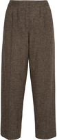 Vanessa Seward Acronyme wool-blend wide-leg pants