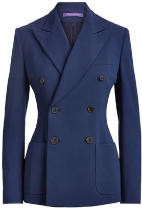 Ralph Lauren Leslie Double Breasted Jacket