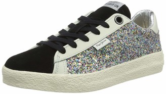Pepe Jeans London Girls Portobello Stars Low-Top Sneakers