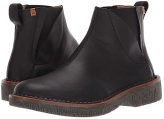 El Naturalista Volcano N5570 (Black) Women's Shoes