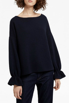 French Connection Ellen Fluted Jumper