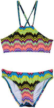 Pilyq Printed Bikini Set