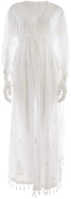 Muzungu Sisters White Cotton Dresses