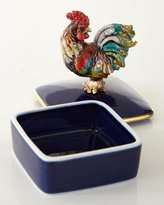 Jay Strongwater Rooster Box