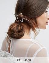 Orelia Star Thread Through Hair Clip