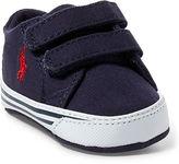 Ralph Lauren Slater Canvas EZ Sneaker