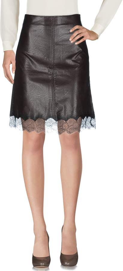 Toy G. Knee length skirts - Item 35334544