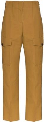 LVIR Straight-Leg Tailored Cargo Trousers