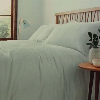 Linea Flannel Duvet Set