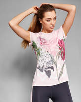 Ted Baker Palace Gardens fitted Tshirt