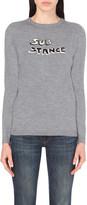 Bella Freud Sub stance wool jumper