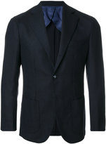 Barba two button blazer