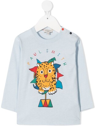 Paul Smith Circus cotton T-shirt