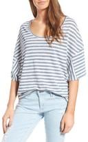 AG Jeans Women's Glen Linen Tee