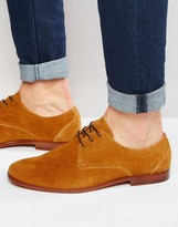Aldo Berg Suede Derby Shoes