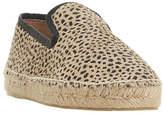 Dune Black Leiria Espadrille Loafers, Leopard Print