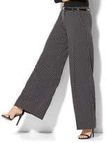 New York & Co. Palazzo Pant - Polka-Dot Print
