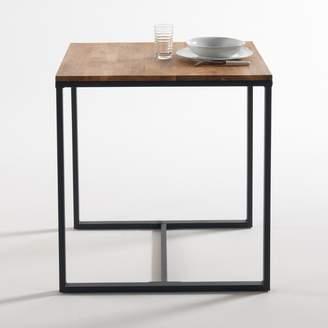 La Redoute La Hiba Industrial Style Bistro Table for 2