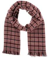 Pieces Oblong scarf