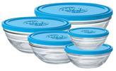 Duralex Lys Storage Bowl Set (5 PC)