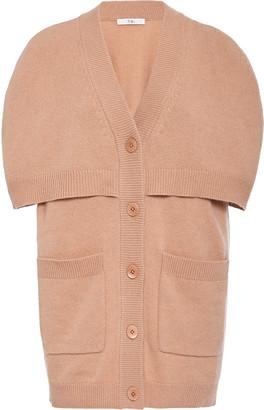 Tibi Spring Cocoon Cashmere Cardigan