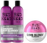 Tigi TIGI Bed Head Blonde Hair Shampoo, Conditioner and Styling Cream Set
