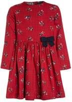Petit Bateau Summer dress froufrou/multicolor
