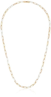 Lizzie Mandler Fine Jewelry 18kt Gold Chain Link Necklace