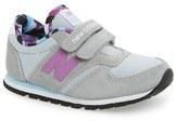 New Balance Infant Girl's 'Art Pop' Sneaker