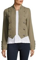 Paige Ashley Military Jacket