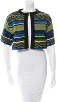 M Missoni Patterned Shrug w/ Tags