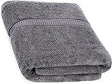 Cotton Bath Towels (Grey, 30 x 56 Inch) Luxury Bath Sheet Perfect for Home, Bathrooms, Pool and Gym Ringspun Cotton by Utopia Towel