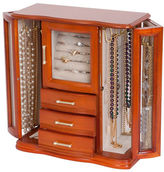 Mele Richmond Wooden Jewelry Box