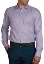 Geoffrey Beene Elipse Twill Dobby Slim Fit Shirt