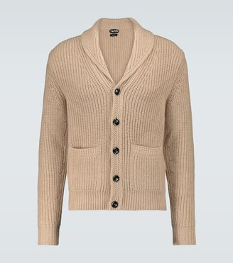 Tom Ford Cashmere and mohair cardigan