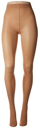 Bloch Contoursoft Footed Tights (Black) Hose